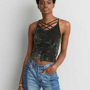 American Eagle Outfitters Strappy Cami Medium